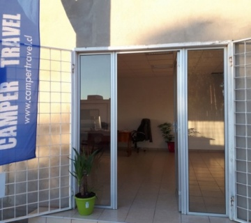 Very soon we will invite you to our office in Colina (Santiago)